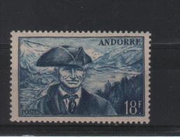 ANDORRE ANDORRA N°165 NEUF SANS CHARNIERE TTB ** - Timbres