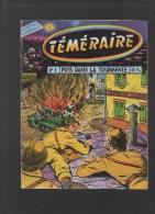 TEMERAIRE   ,pris Danss La Tourmente,  N° 5 - Livres, BD, Revues