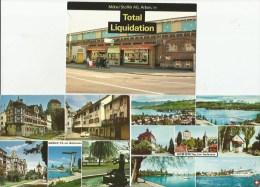 ARBON TG Bodensee Möbel Stoffel Total Liquidation, 3 Karten - TG Thurgovie