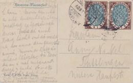 Germany; INFLA Postcard 1920 - Alemania