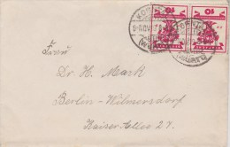 Germany; Nice INFLA Cover 1919 - Alemania