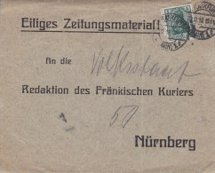 Germany; INFLA Cover 1919 - Alemania