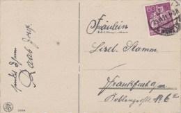 Germany; INFLA Card 1921 - Alemania