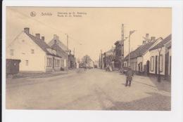 Schilde - Steenweg Op St. Antonius. - Schilde