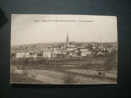 Aillevillers Vue Générale, Charrue à Boeufs - Clb 6084 Non Circulée L236 - Sonstige Gemeinden