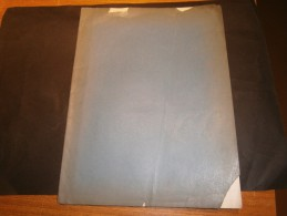 Un Cahier De Documentation, Coupures De Presse ... 1931 Selon Un Article - Vieux Papiers