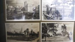 SAO PAULO LOT OF 4 CARTAO POSTAL Vintage Original C1930 POSTCARD CPA AK (W4_2005) - São Paulo