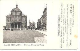 SAINT GHISLAIN. NOUVEL HOTEL DE VILLE. - Saint-Ghislain