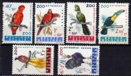 Belgique N° 1216 / 1221 Luxe ** - Neufs