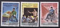 LAOS   N� 367 / 368 / 369 OBL