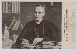 Herderlijke Brief Van Kardinaal Mercier [tegen De Duitse Bezetter] - Guerre 1914-18