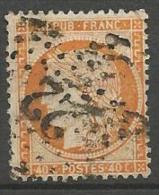 CERES SIEGE DE PARIS  N� 38 OBL ETOILE 22 TB