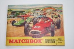 Matchbox Lesney 1965, POCKET CATALOG - Matchbox (Lesney)