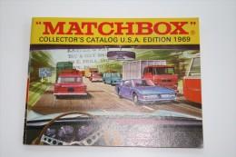 Matchbox Lesney 1969, POCKET CATALOG - Matchbox (Lesney)