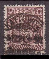 Deutsches Reich Dienstmarke , 1920 , Mi.Nr. 25 O / Used - Officials