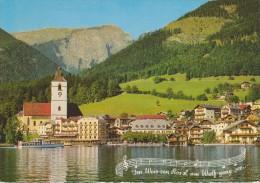 (OS937) ST. WOLFGANG AM SEE MIT SCHAFBERG - St. Wolfgang
