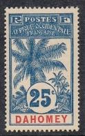 DAHOMEY N°24 N* - Unused Stamps