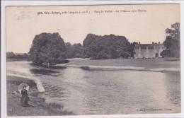 35 ILLE ET VILAINE LANGON SAINTE ANNE  Prt De Roche Le Chateau Et La Vilaine  N° 989 - France