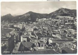 SALERNO PANORAMA E CASTELLO VIAGGIATA FG - Salerno
