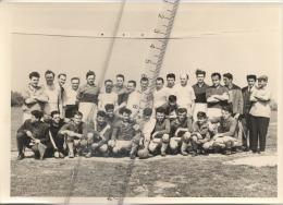 63 - CHARBONNIERES LES VIEILLES  - PHOTO  -  Equipe De FOOT - Sports