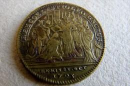 Louis XV Sacre à Reims 23 Oct 1723 - Royal / Of Nobility