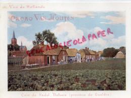 HROMO CACAO VAN HOUTEN - VUE DE HOLLANDE- COIN DE HEDEL BETUWE - PROVINCE DE GUELDRE - Van Houten