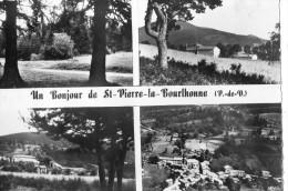 UN BONJOUR DE SAINT-PIERRE-LA-BOURLHONNE MULTIVUES - France