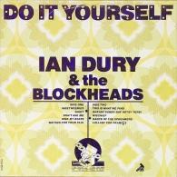 * LP *  IAN DURY & THE BLOCKHEADS - DO IT YOURSELF (Germany 1979 EX-!!!) - Disco, Pop