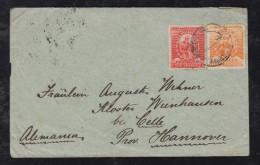 Peru 1899 Cover AREQUIPA To Kloster Weinhausen Germany - Peru