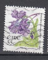 Ierland 2007 Mi Nr 1749 Bloemen, Flower, Iers Vetblad, Vleesetende