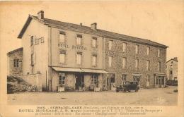 SEMBADEL GARE HOTEL MODERNE J.B. BOYER - France