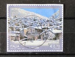 ITALIA USATI 2013 - TURISTICA SCANNO - SASSONE  - RIF. M 3095 LUSSO - 2011-...: Usati