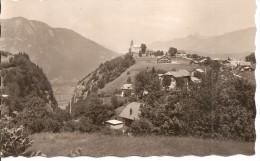Mont-Saxonnex - La Gorge Du Cé - Vue Générale Sur Le Bourgeal - Other Municipalities