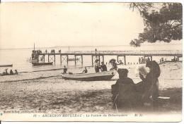 Arcachon-Moulleau - Le Ponton Du Débarcadère - Arcachon