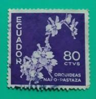 ECUADOR. USADO - USED. - Equateur