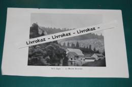Vers Gigot, Le Moulin Girardot, Doubs, Consolation-Maisonnettes, Photo Extraite D´un Livre Paru En 1904 - Otros