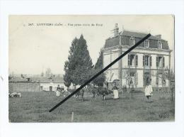 CPA -   Louviers - Vue Prise Route De  Pacy - Louviers