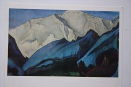 "Tibet, ""Kuluta. Dobi Nulla"" By Roerich, Old  Postcard - Tibet"