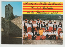 Prats De Mollo La Preste - Ciuta Pubilla De La Sardana 1982 - édit. Dino - France