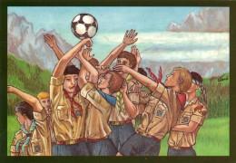 ASS. ITALIANA GUIDE E SCOUTS D´EUROPA CATTOLICI - SI GIOCA A PALLA - Scoutismo