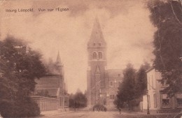 Bourg-Léopold - Vue Sur L´Eglise - Leopoldsburg