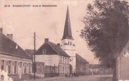 Waerschoot - Kerk En Gemeentehuis - Waarschoot