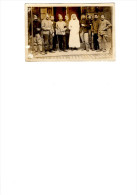 Souvenir  De L´hopital Complémentaire N°1 LANGRES. Carte Photo - Langres
