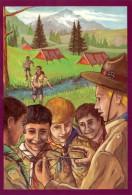 ASS. ITALIANA GUIDE E SCOUTS D´EUROPA CATTOLICI - INSEGNAMENTO SUI NODI DA UTILIZZARE - Scoutismo