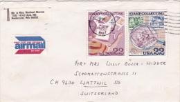 Brief In Die Schweiz (o042) - Covers & Documents