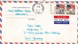 Brief Nach Deutschland (o051) - Covers & Documents