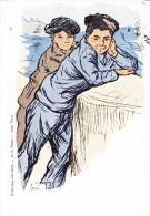 Illustrateur TILD Jean, Collection Des Cent, Reproduction Neudin Adeca - Autres Illustrateurs