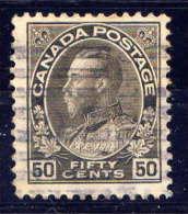 CANADA - N° 99° - GEORGE V - Oblitérés