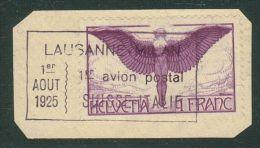 Suisse//Schweiz//Svizerra // Switzerland//Poste Aérienne No.12