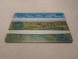 AUSTRIA - Nice Optical Phonecard As On Photo - Serial 504A - Autriche